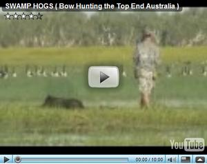Crazy Hog Hunting Video!