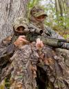 Turkey Photos - Turkey hunters take aim