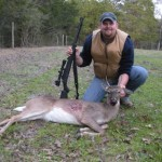 Whitetail Buck Harvested During Muzzleloader Season