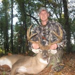 Whitetail Hunting: Big East Texas Whitetail Buck