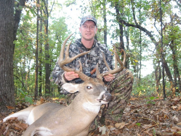 Big Whitetail Bucks in East Texas