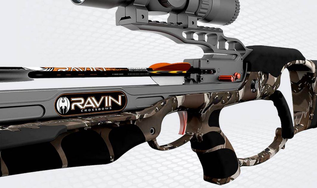 R9: A Long Range Crossbow